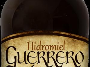 Botella Hidromiel Guerrero Escudera 250ml