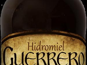 Botella de Hidromiel Guerrero original de 250ml