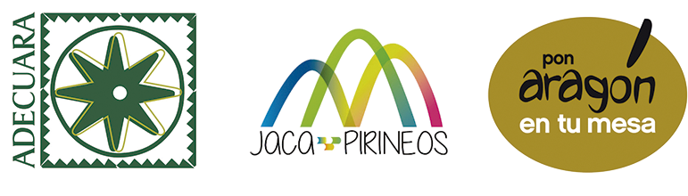 logos adecuara-jacaPirineos-ponAragonentumesa