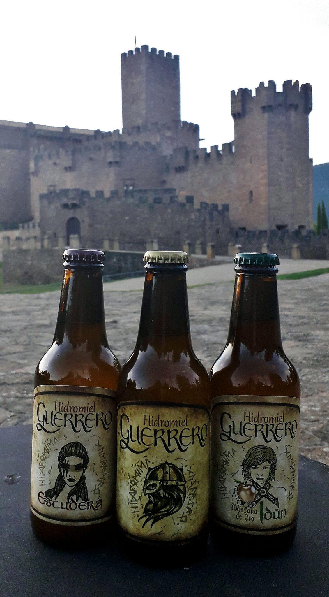 3 variedades en castillo San Javier